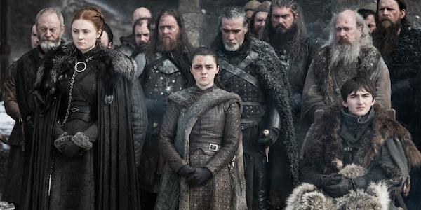 Game Of Thrones Stark Kinder