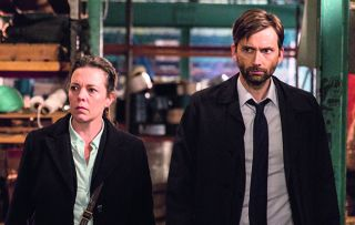 Things are coming to a boil as cops Miller and Hardy unearth old secrets in this weeks Broadchurch