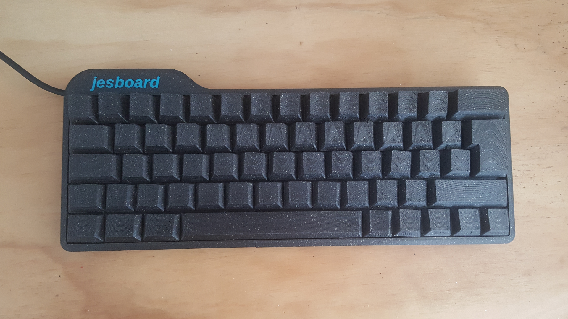 You can 3D print your own gaming keyboard for $40, but you probably shouldn't