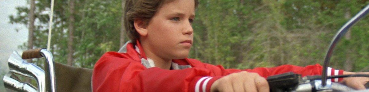 Corey Haim in Silver Bullet