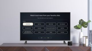 Amazon Fire TV local news