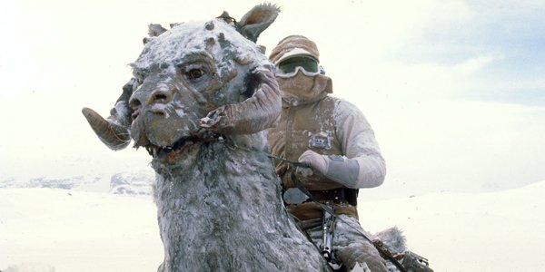 Tauntaun Star Wars The Empire Strikes Back