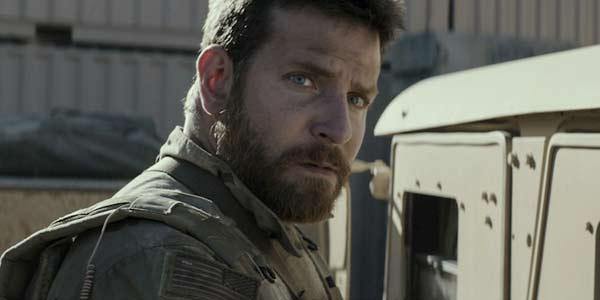 Bradley Cooper deadlifting in American Sniper