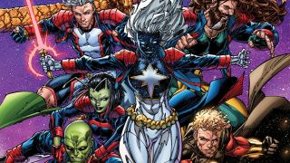 Cover of Guardians of the Galaxy #14