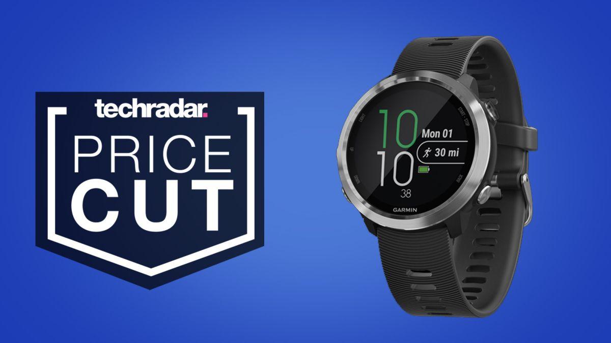 Running watch deal: the Garmin Forerunner 645 is now insanely cheap - TechRadar