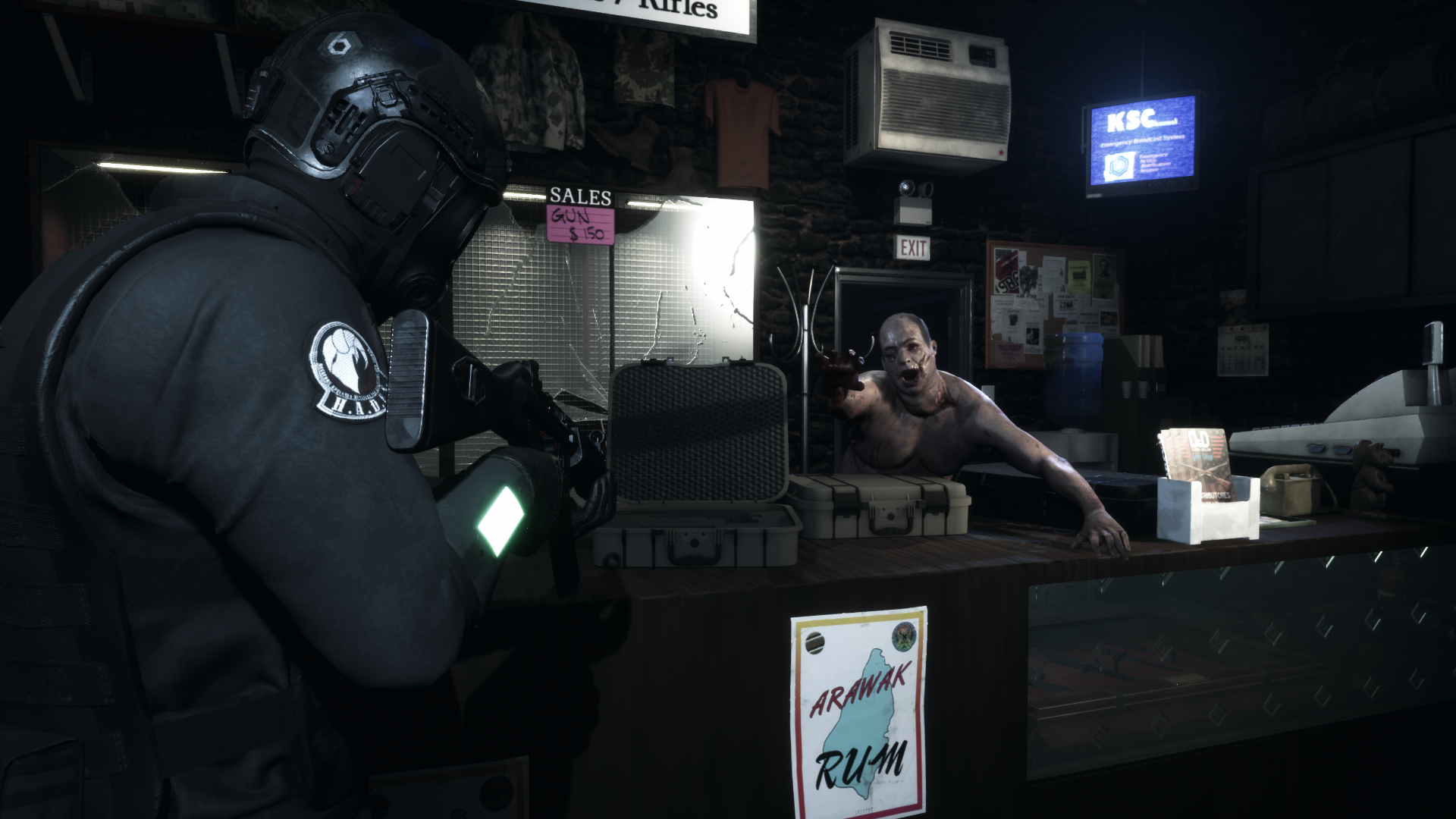 Daymare: 1998, a survival horror by the Resident Evil 2 Reborn team, is out now   PC Gamer