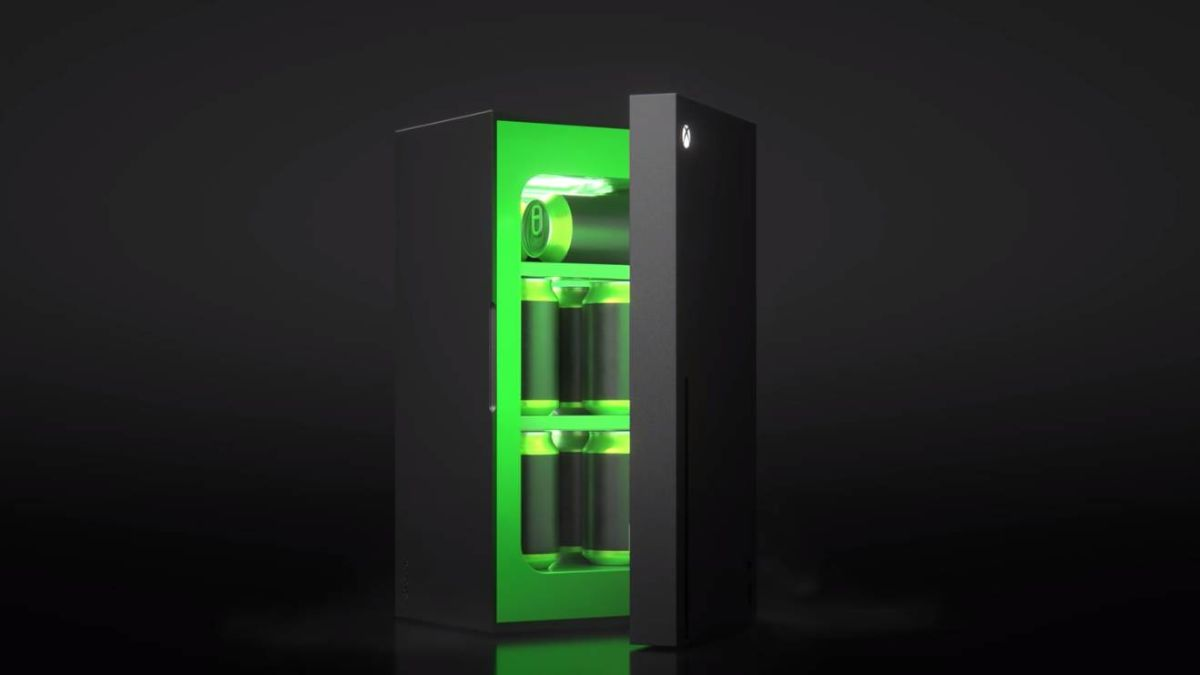 Xbox Mini Fridge fans rejoice – it's not just coming to the US