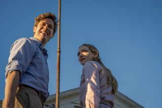 James Norton and Amanda Seyfried in Netflix chiller Things Heard and Seen.