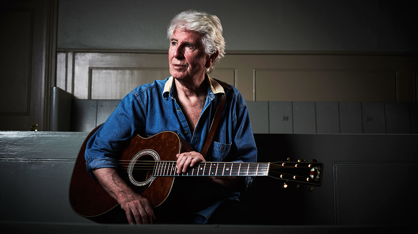 Graham Nash is selling 19 rare guitars from his personal collection | MusicRadar