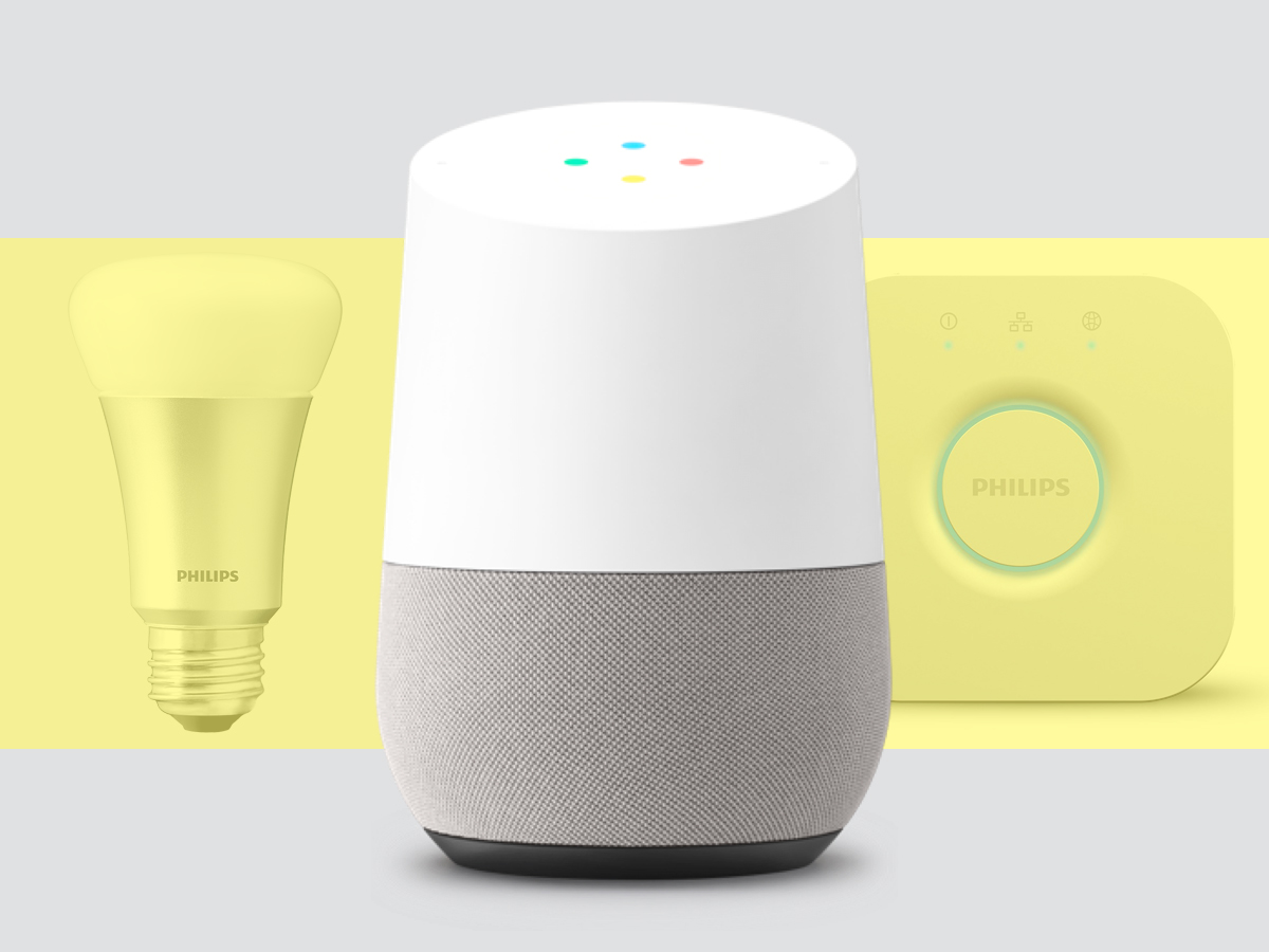 How to Connect Philips Hue to Google Home | Tom's Guide