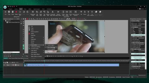 VSDC Free Video Editor review and where to download review