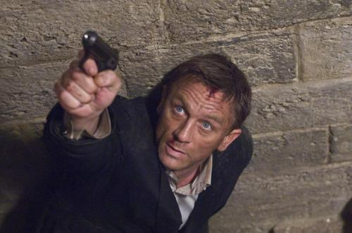 Quantum of Solace - Daniel Craig as James Bond
