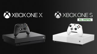 Xbox One X Xbox One S discontinued