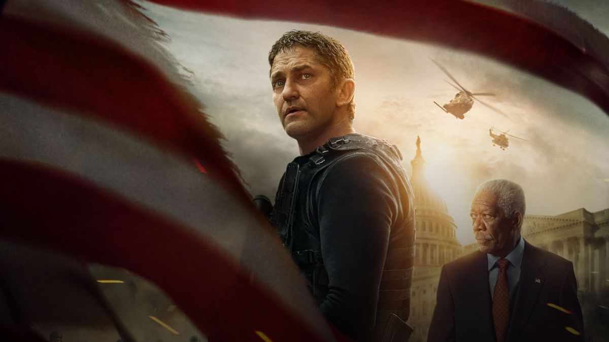 "Angel Has Fallen review: ""Gerard Butler stars in dourly unremarkable threequel"""