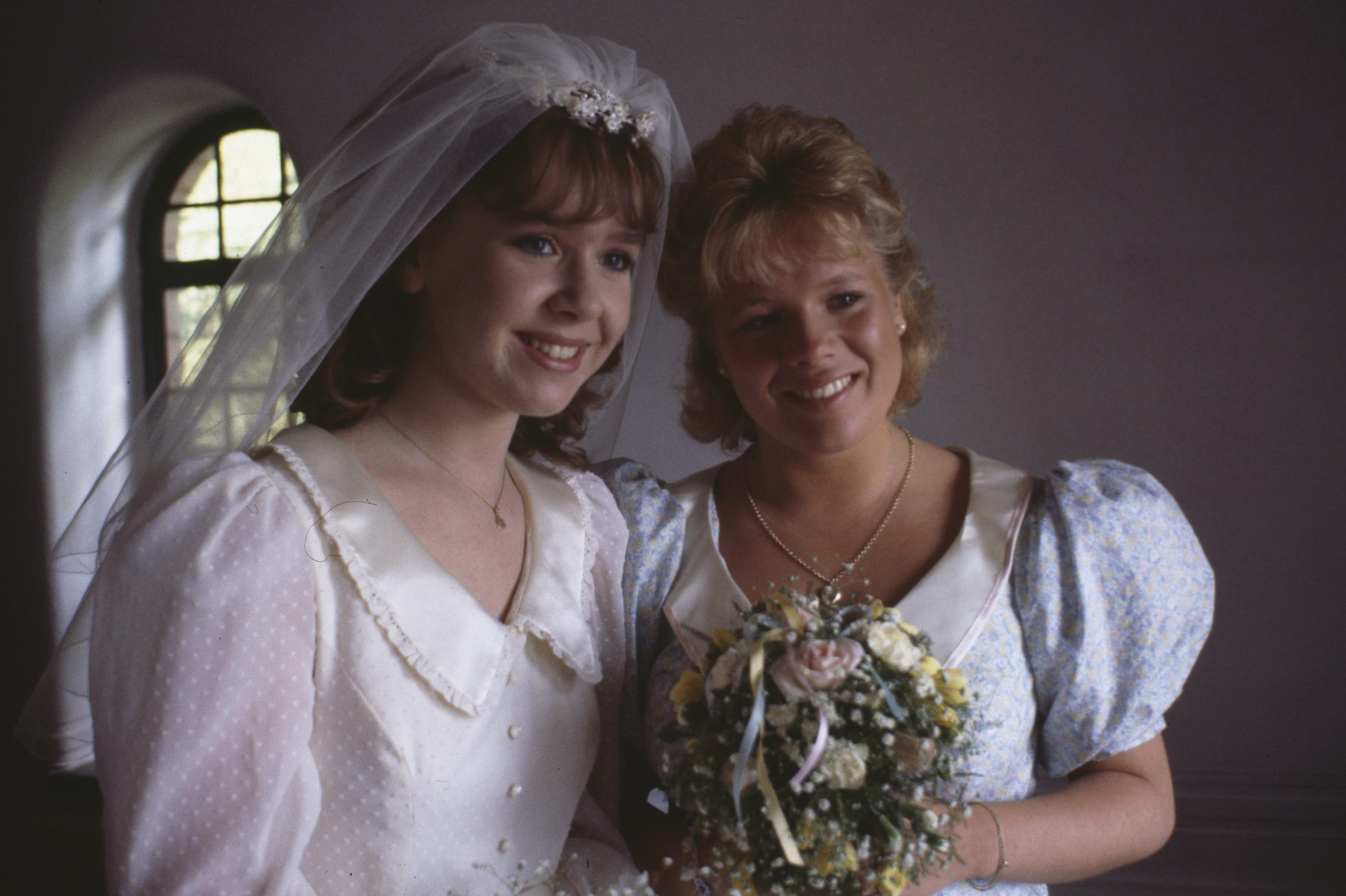 Letitia Dean y Susan Tully EastEnders