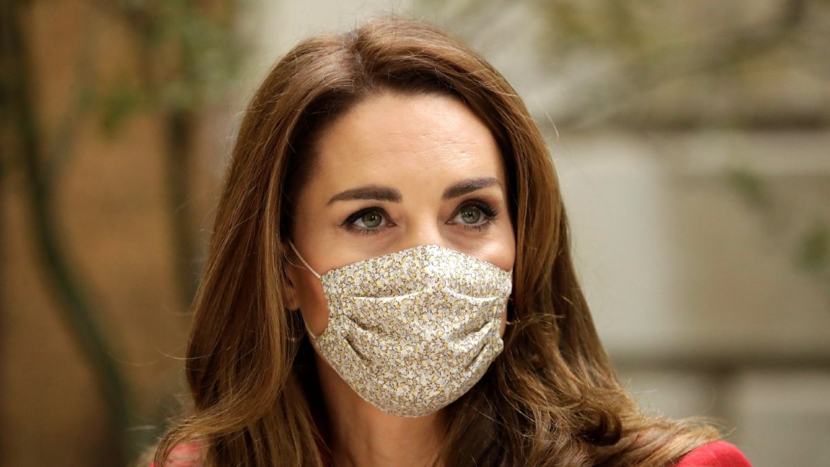 Duchess of Cambridge isolates after coming into contact with someone with COVID-19
