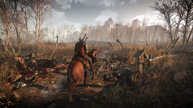 Best Witcher 3 Mods - Fast travel from anywhere