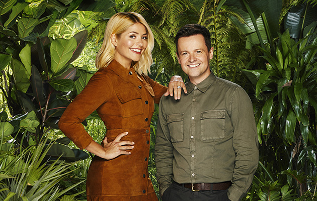 Holly and Dec main I'm a Celeb