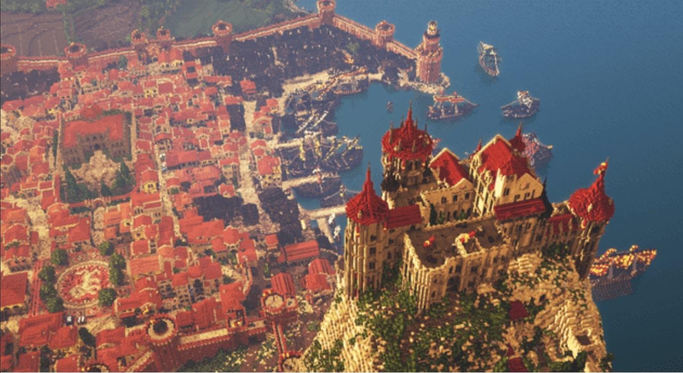 The best Minecraft servers | PC Gamer