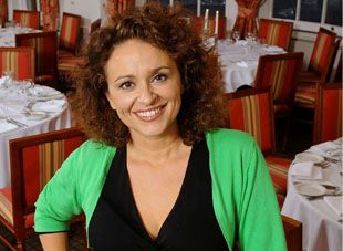 Nadia Sawalha: I'd love to return to acting