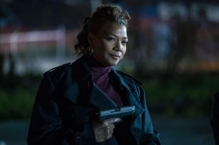 Queen Latifah in CBS's 'The Equalizer'