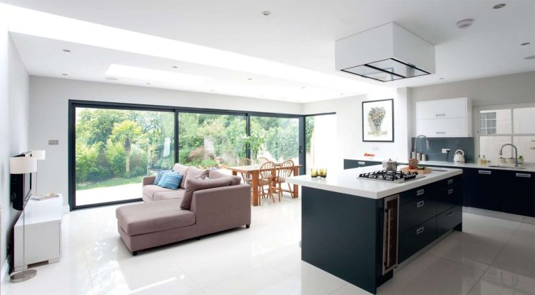 Extension to a semi-detached house | Real Homes