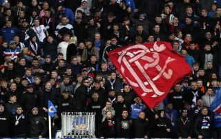 Rangers v Motherwell – Ladbrokes Scottish Premiership – Ibrox Stadium