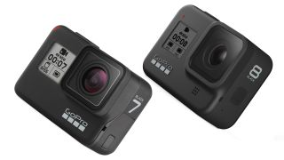 Gopro Hero 7 Vs 8 Which Hero Black Action Cam Is Best For You Digital Camera World