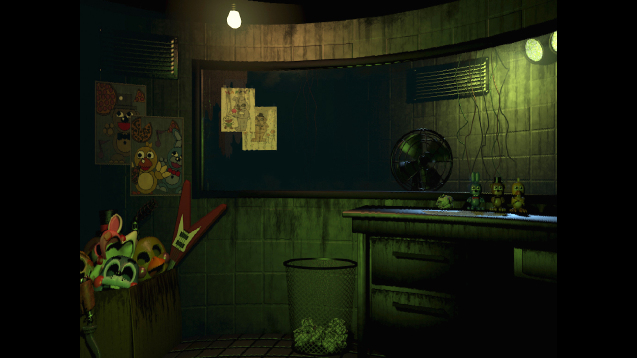 Five Nights At Freddy's 3 Announced With Horrifying Trailer And