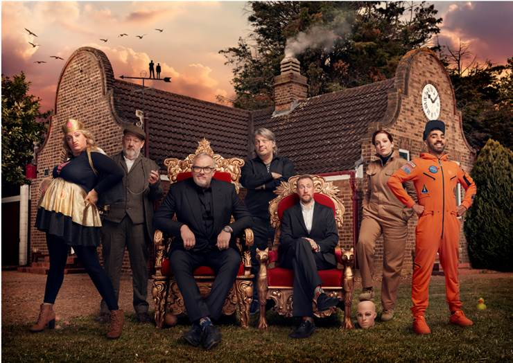 Taskmaster series 10 line-up