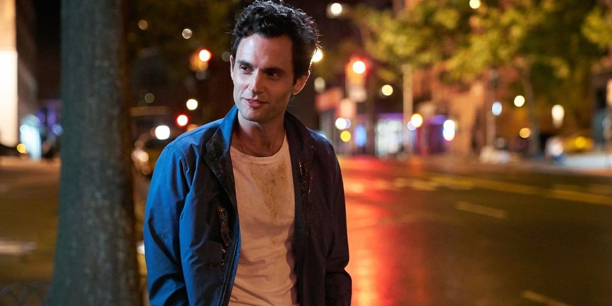 Penn Badgley as Joe in You on Netflix