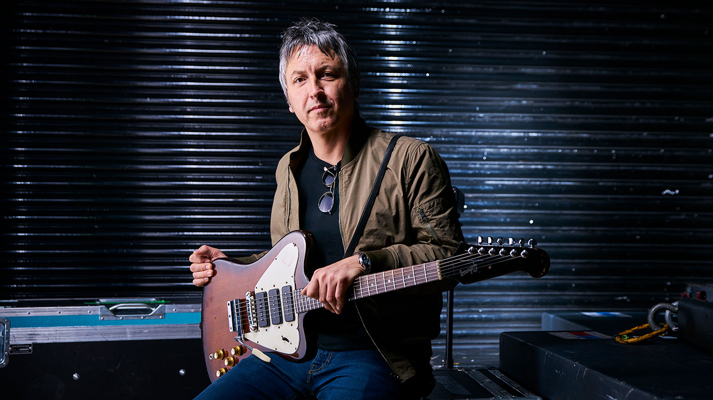 """6804e90d7588 Gem Archer: """"It was always about being in a band. It still is! It was never  about being a virtuoso"""""""