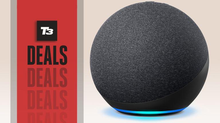 cheap smart speaker deals amazon alexa 4th gen