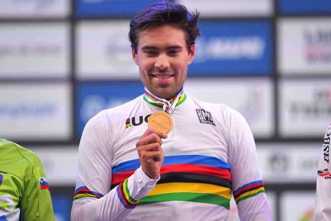 Tom Dumoulin (Netherlands) time trial world champion