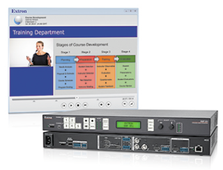 Extron Launches H.264 Streaming Media Processor