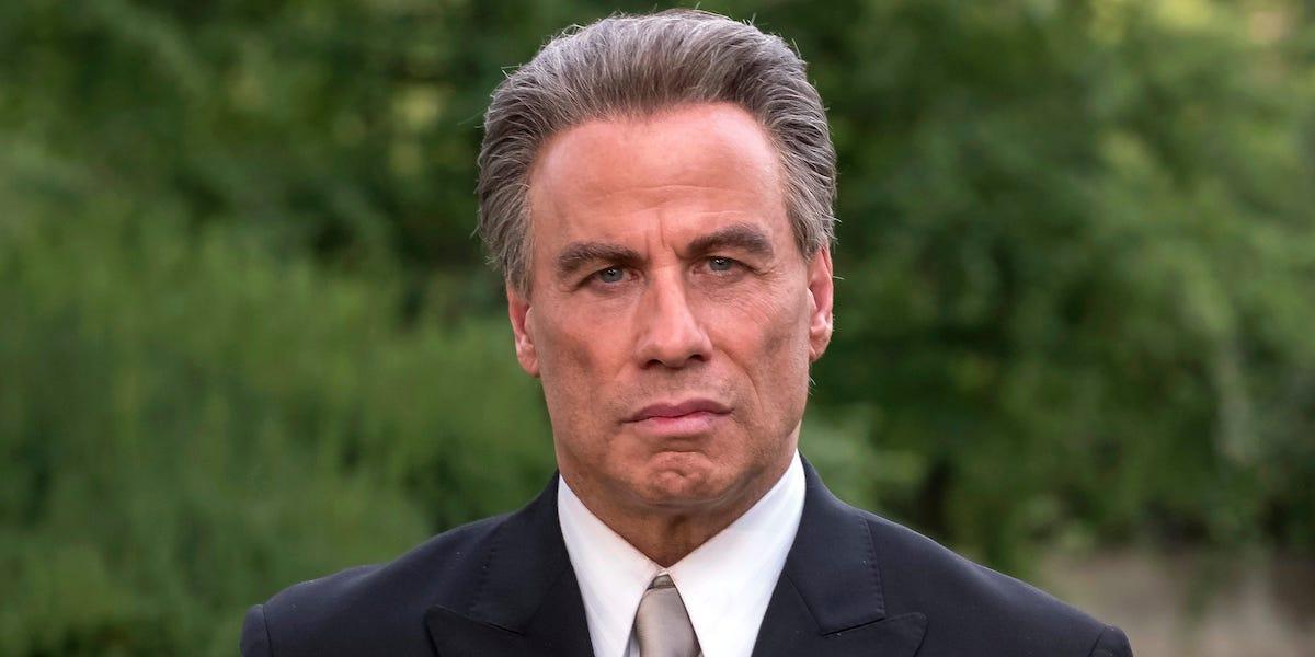 John Travolta in Gotti
