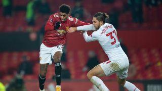 Marcus Rashford from Manchester United
