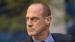 Christopher Meloni as Detective Elliot Stabler on Law and Order: Organized Crime season 2