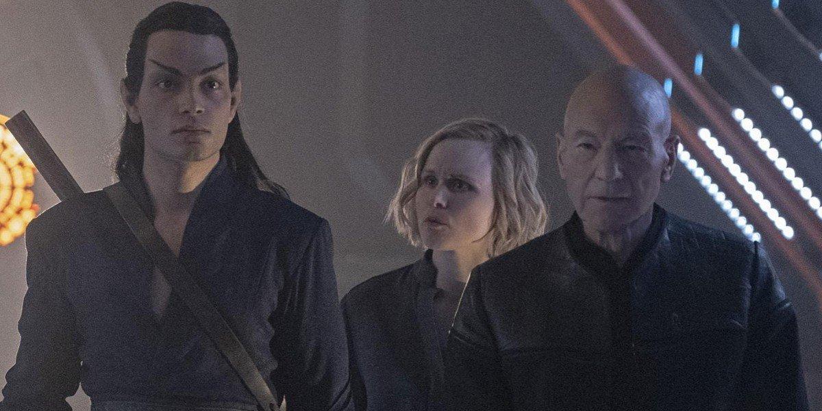 The Cast of Star Trek: Picard