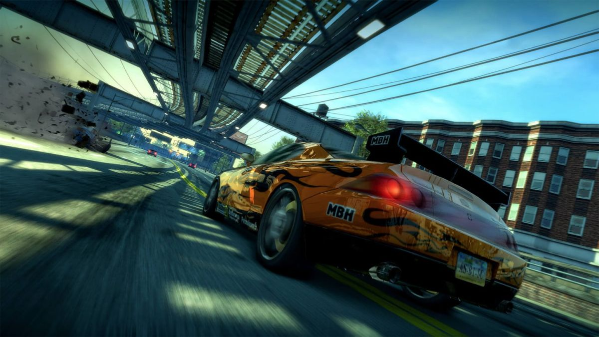 Burnout Paradise Remastered launches on PC next week
