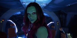 How The Sci-Fi Genre Helped Zoe Saldana Avoid Stereotypical Movie Roles