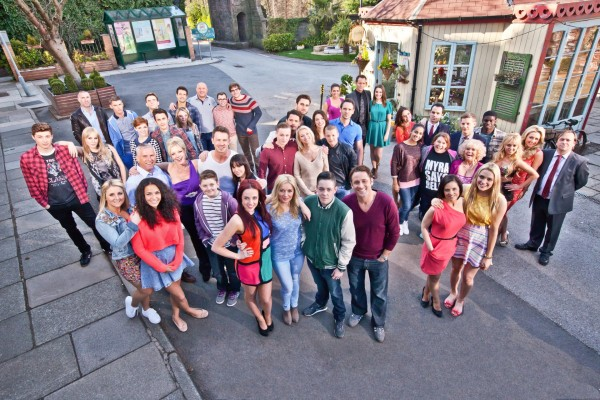 Hollyoaks cast (Lime Pictures)