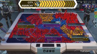 XCOM: Chimera Squad District Unrest