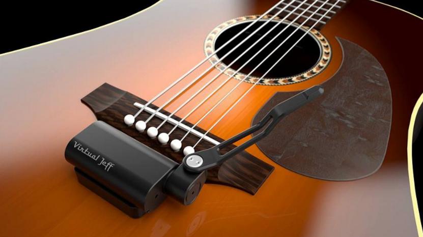 Put A Digital Whammy Bar On Any Guitar Even An Acoustic Guitarworld