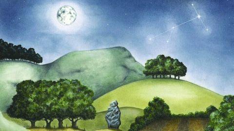 Big Big Train - The Second Brightest Star album artwork