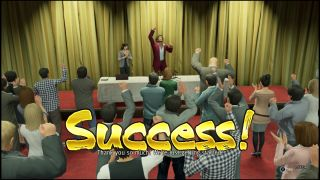 Yakuza Like A Dragon Management Shareholder Meeting