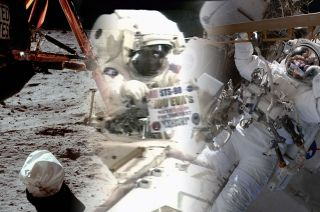 NASA has, for the first time, begun counting the Apollo trash jettisons as extravehicular activities (EVAs) in the lead up to the 300th spacewalk conducted by U.S. astronauts.