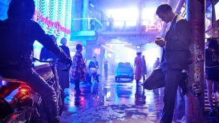Duncan Jones's Netflix exclusive Mute