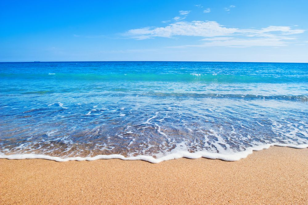 Where Does Beach Sand Come From