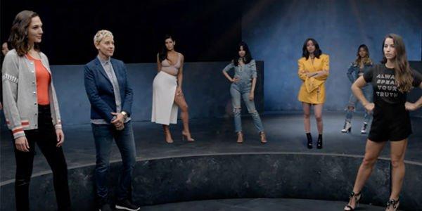 "Maroon 5 ft. Cardi B ""Girls Like You"" Music Video Gal Gadot, Ellen Degeneres & More"